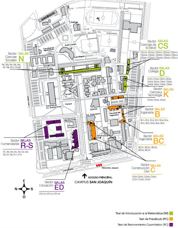 Mapa SJ
